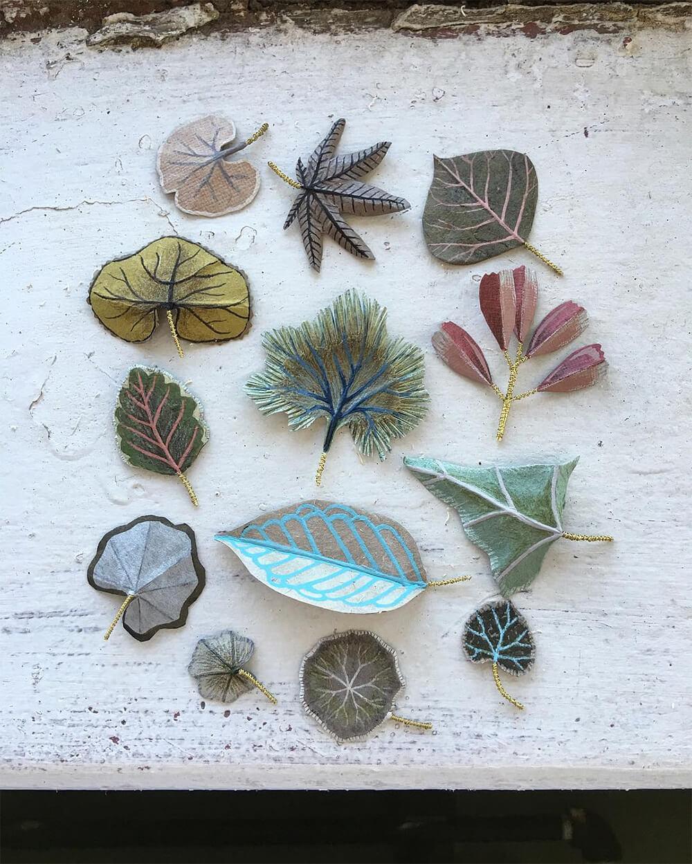 Бумажные модели флоры и фауны, фото 7