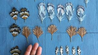 Бумажные модели флоры и фауны, фото 8
