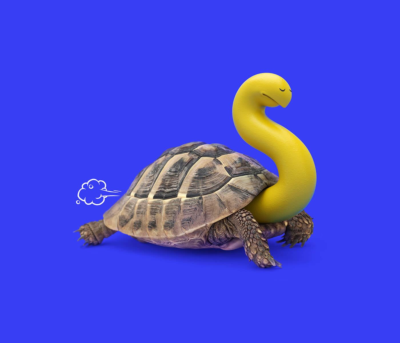 Графический маскарад животных, фото 6