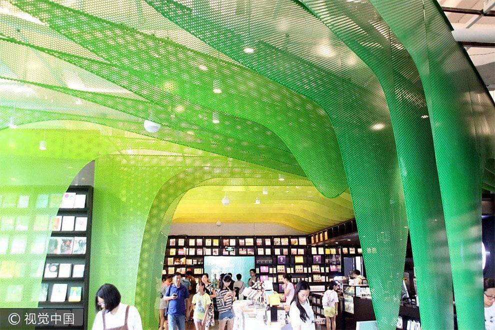 Книжный магазин в Китае - сказочное место, фото 1