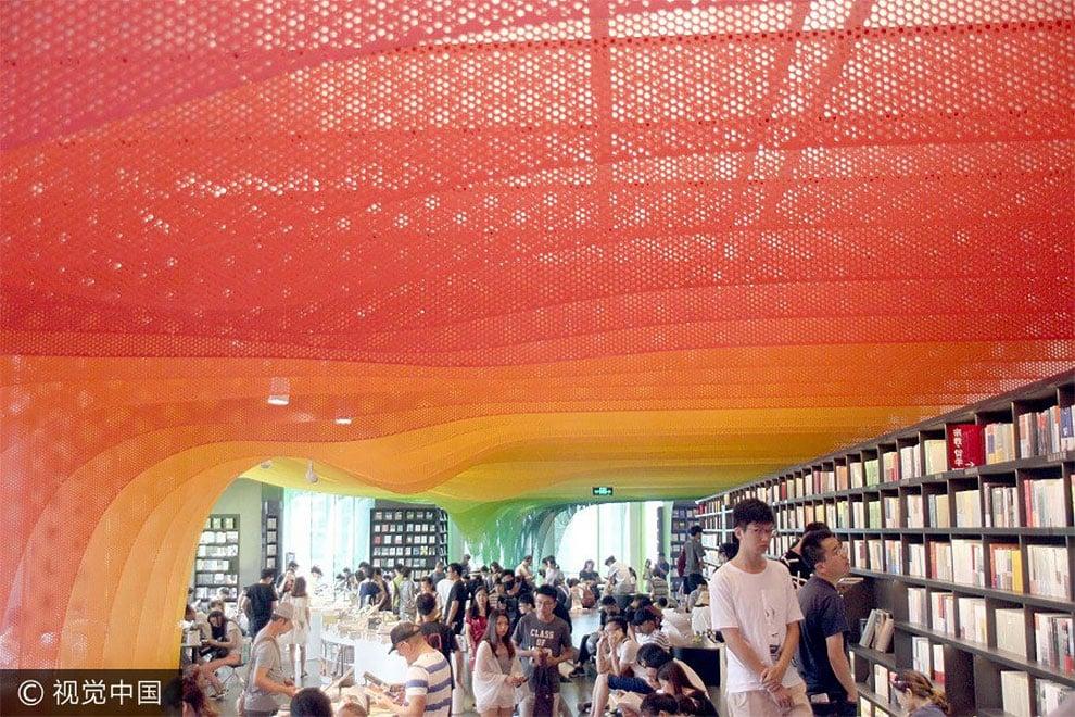 Книжный магазин в Китае - сказочное место, фото 10