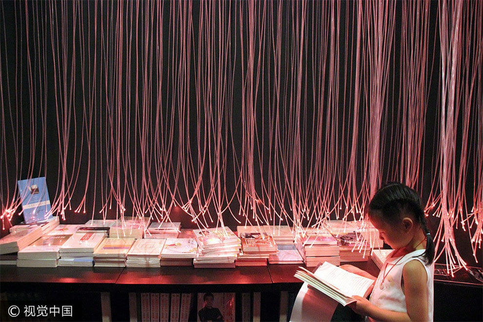 Книжный магазин в Китае - сказочное место, фото 7