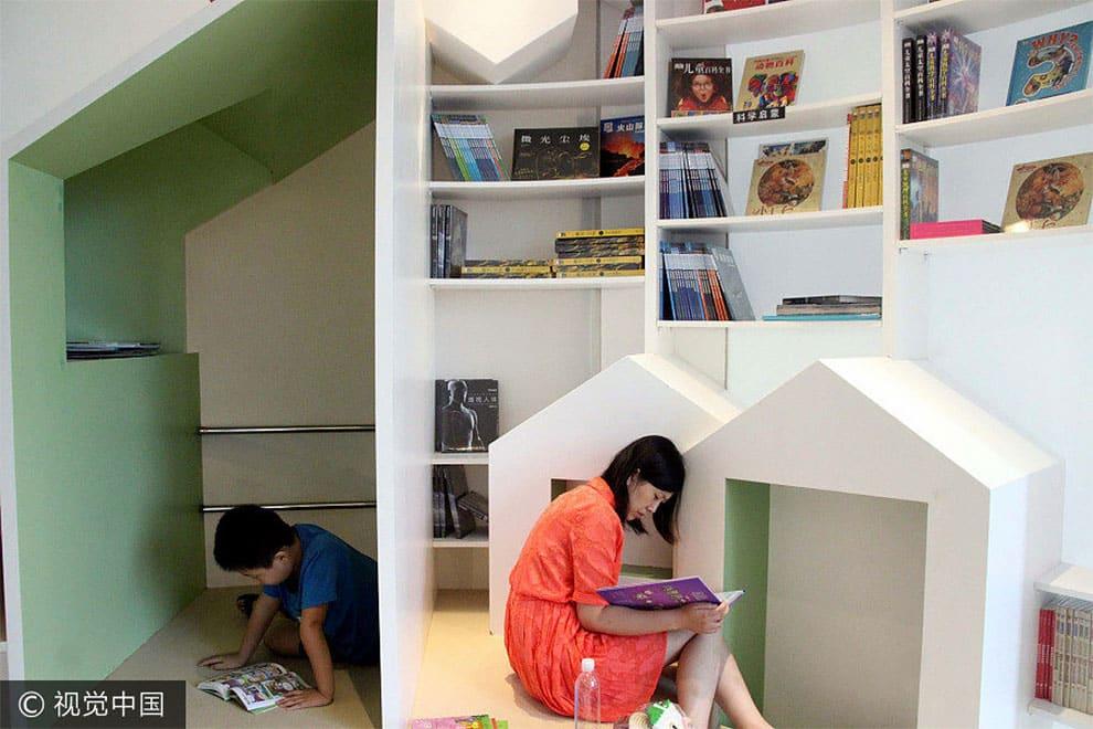 Книжный магазин в Китае - сказочное место, фото 8