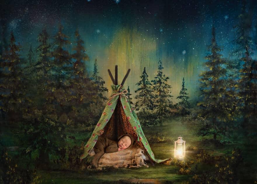 Младенцы и искусство, фото 11