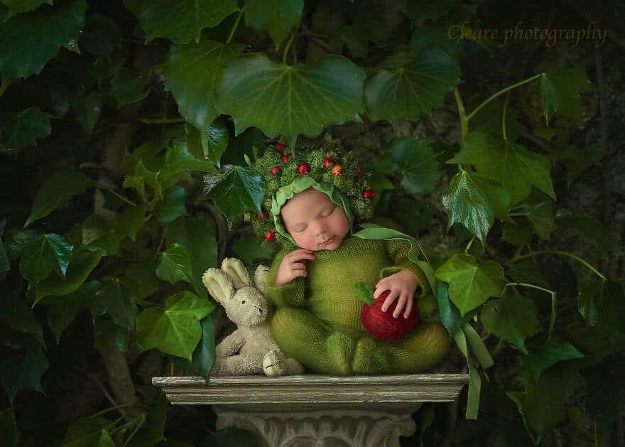Младенцы и искусство, фото 14