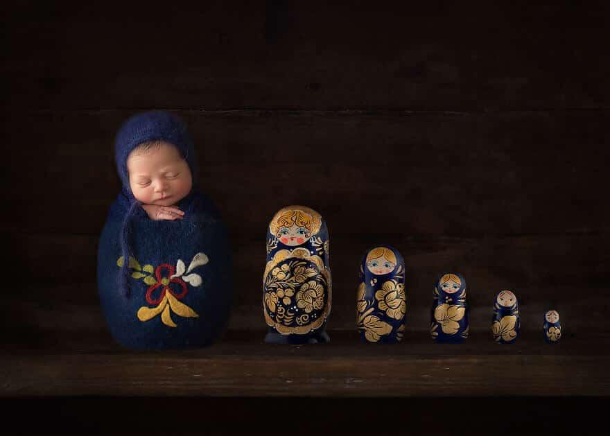 Младенцы и искусство, фото 17