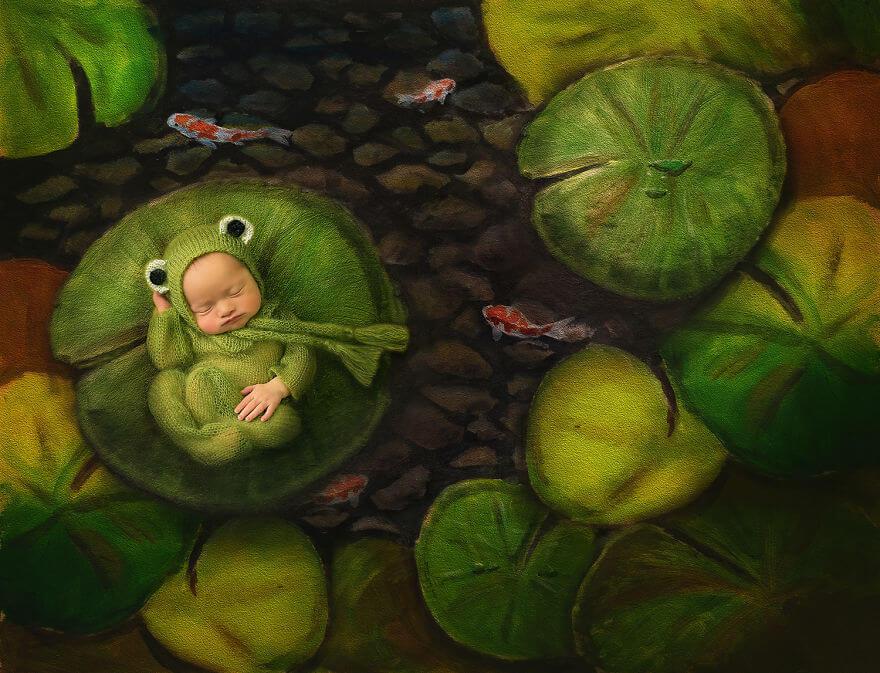 Младенцы и искусство, фото 4