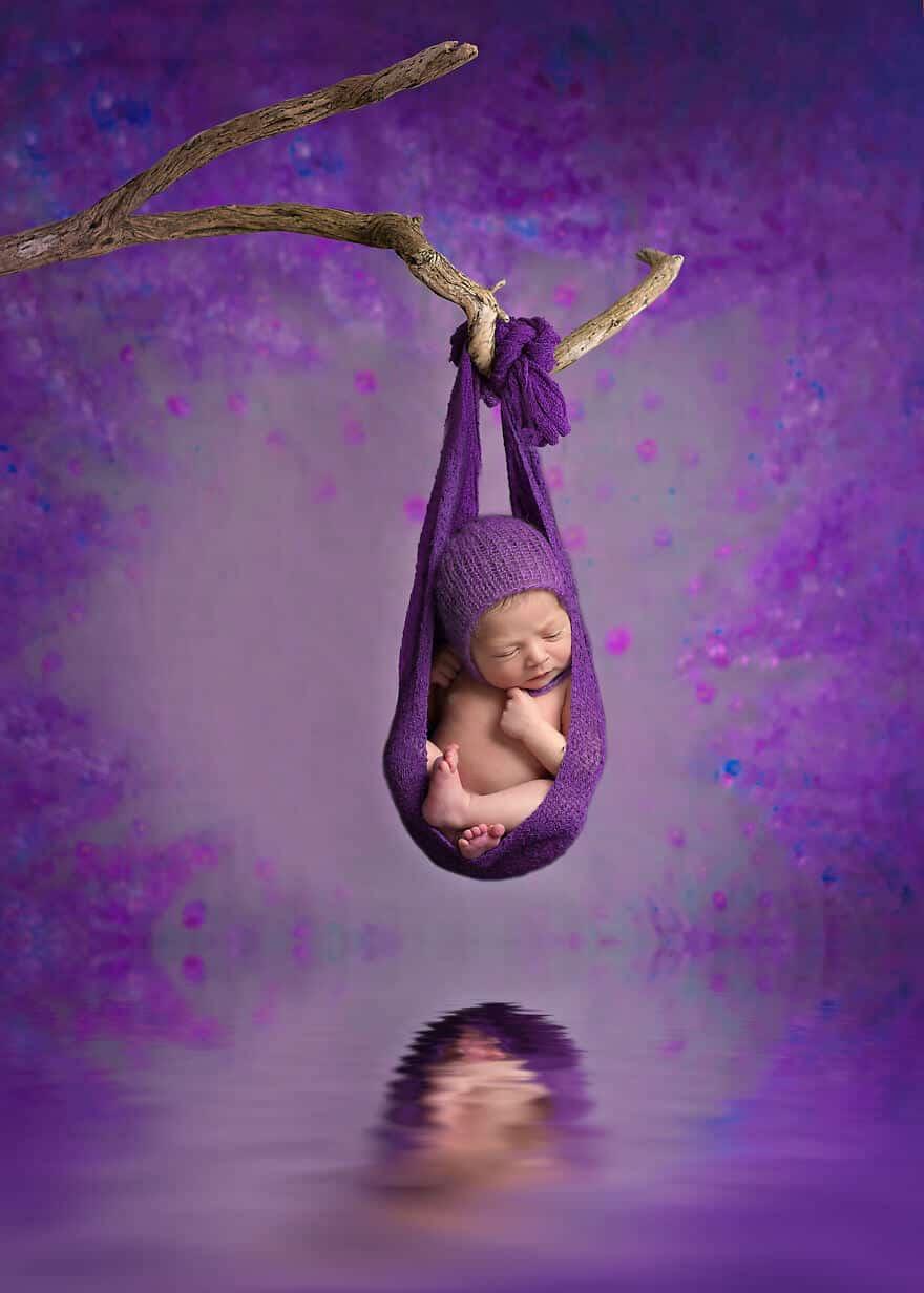 Младенцы и искусство, фото 7