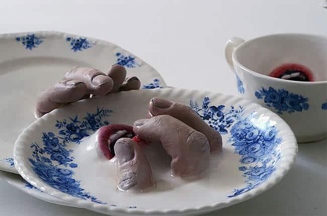 Ожившая керамическая посуда, фото 2