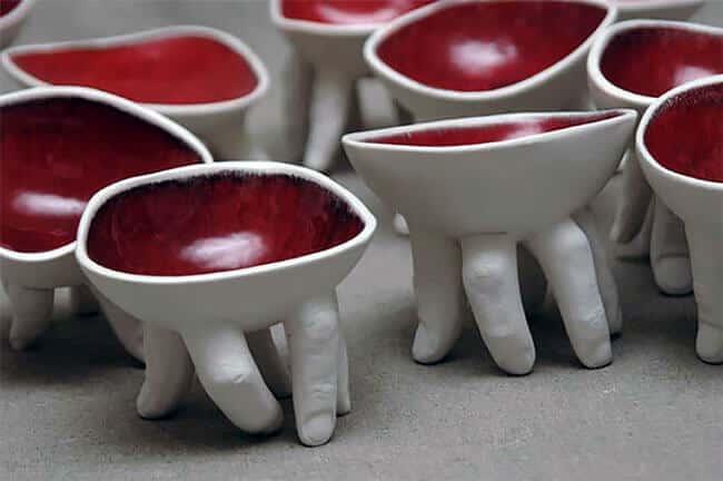 Ожившая керамическая посуда, фото 7
