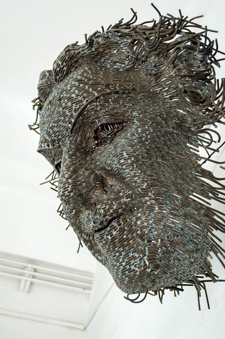 Скульптуры из проволоки, фото 5