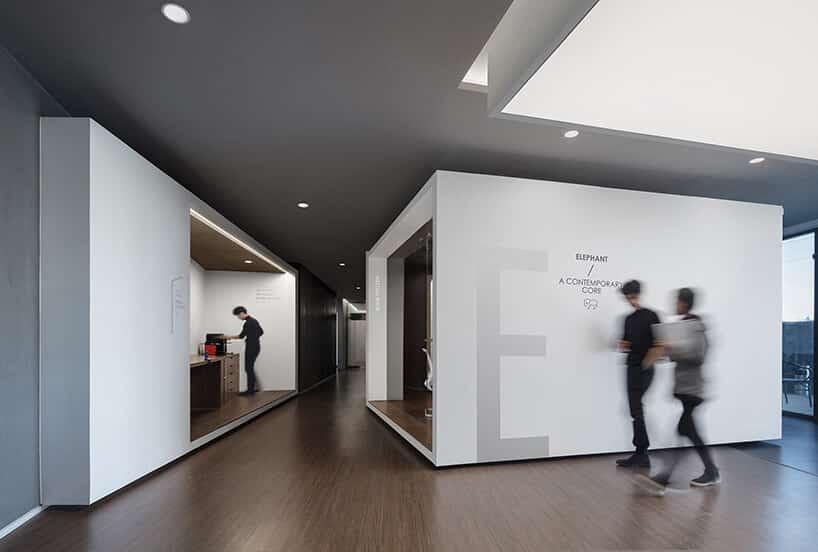 бамбуковая лестница для офиса Elephant Parade, фото 5
