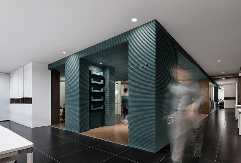 бамбуковая лестница для офиса Elephant Parade, фото 6