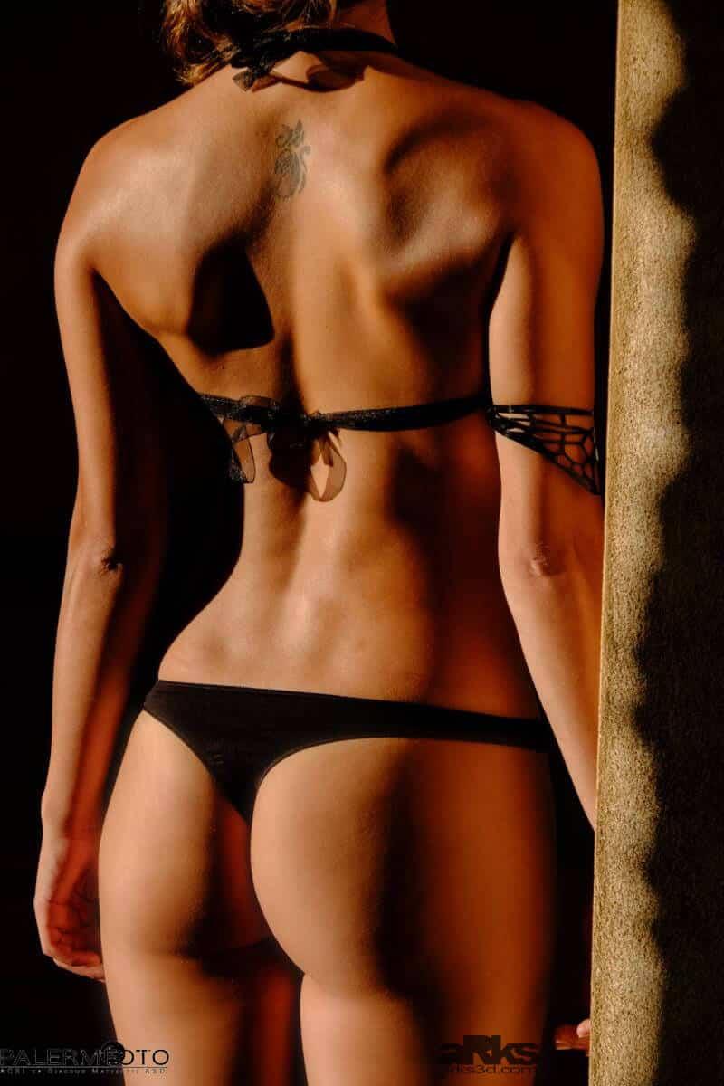 коллекции бикини, напечатанной на 3d принтере, фото 9