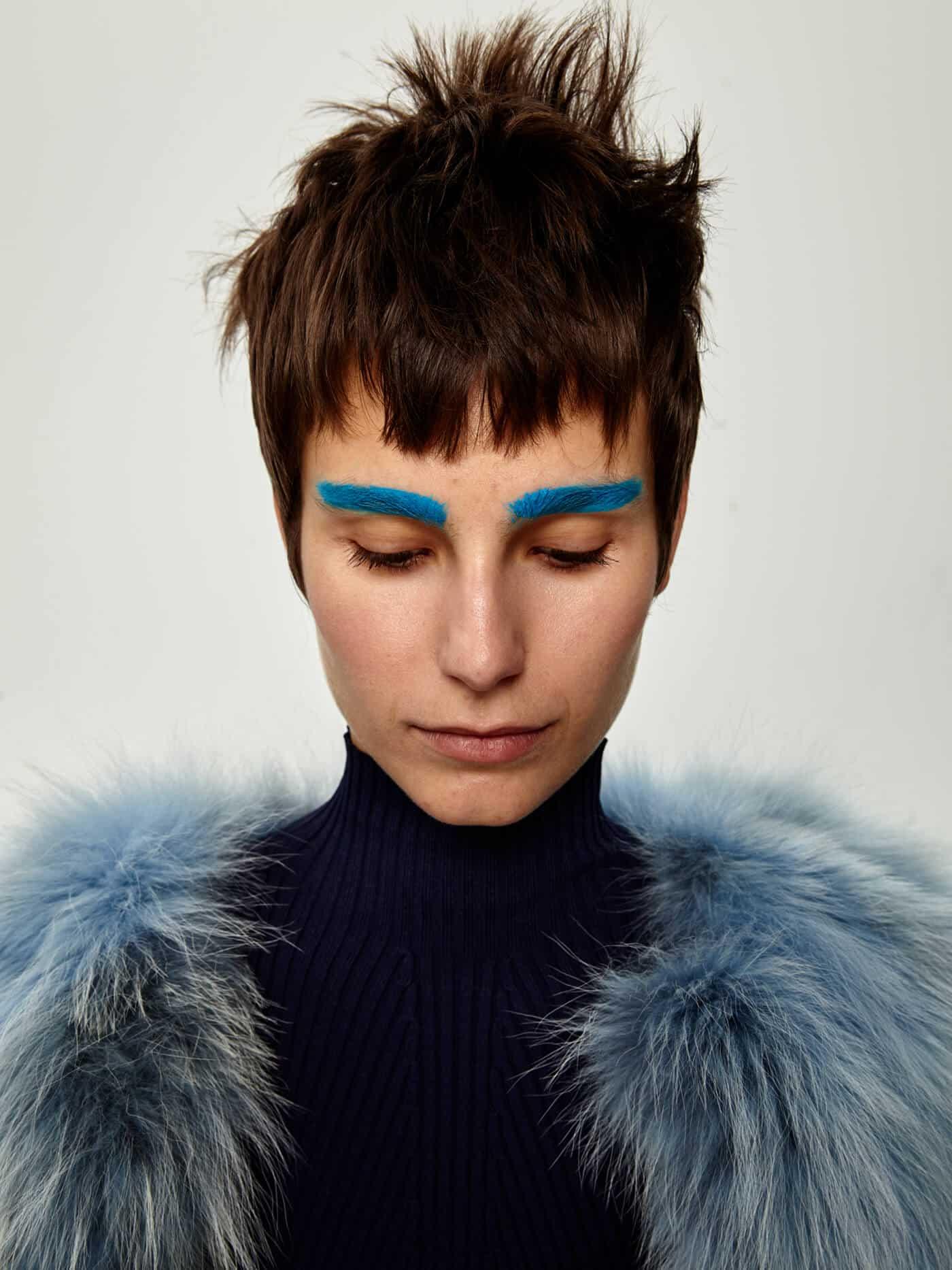 коллекции нестандартной моды 2017, фото 10