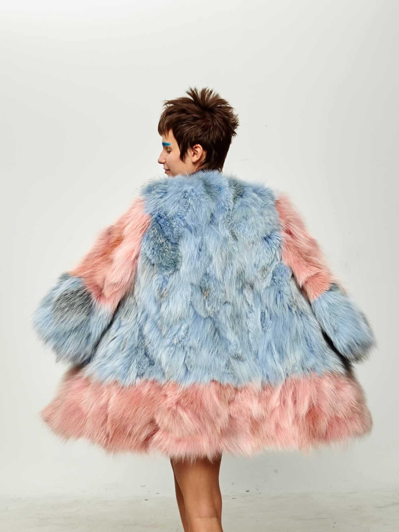 коллекции нестандартной моды 2017, фото 11