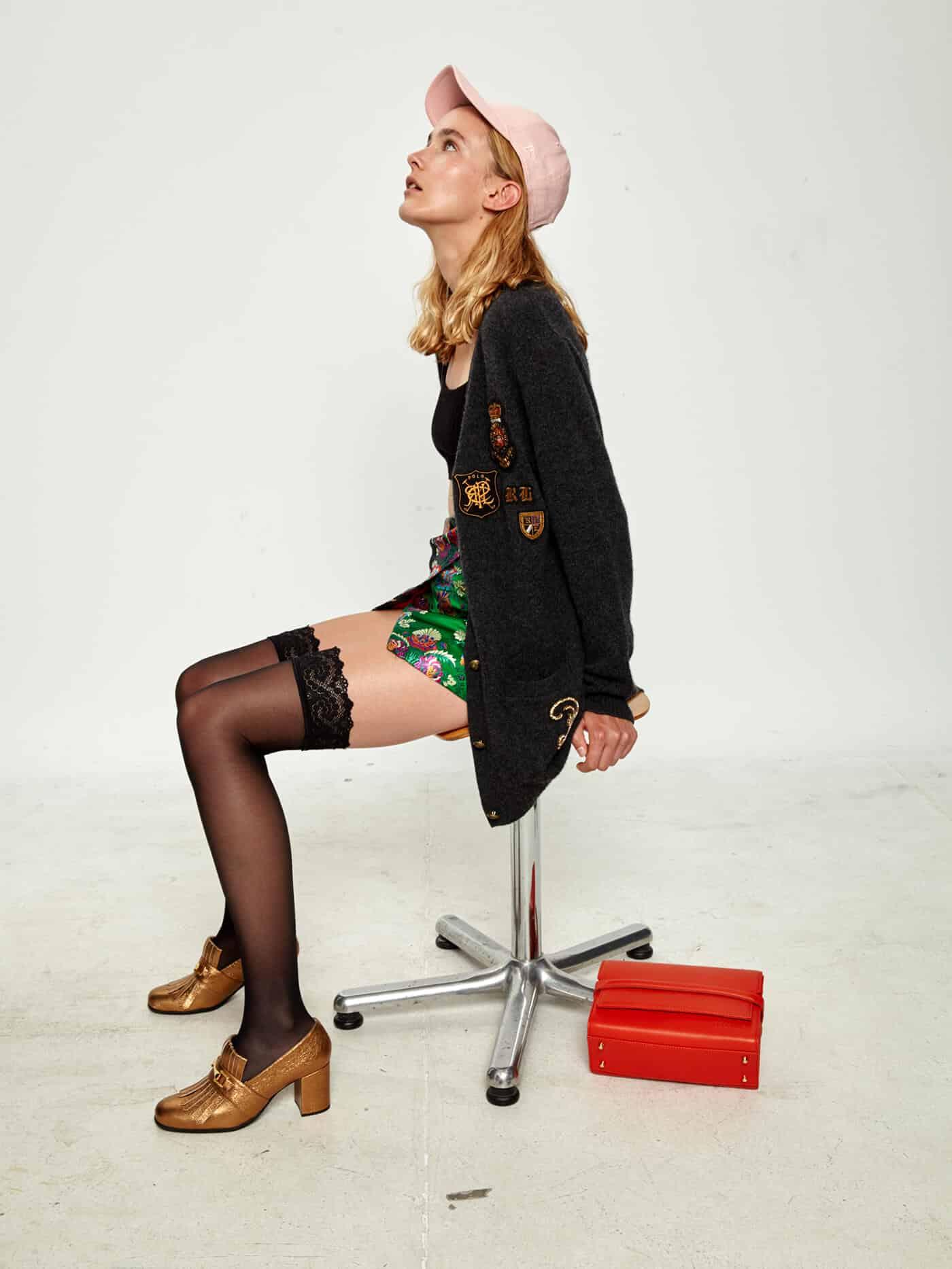 коллекции нестандартной моды 2017, фото 4