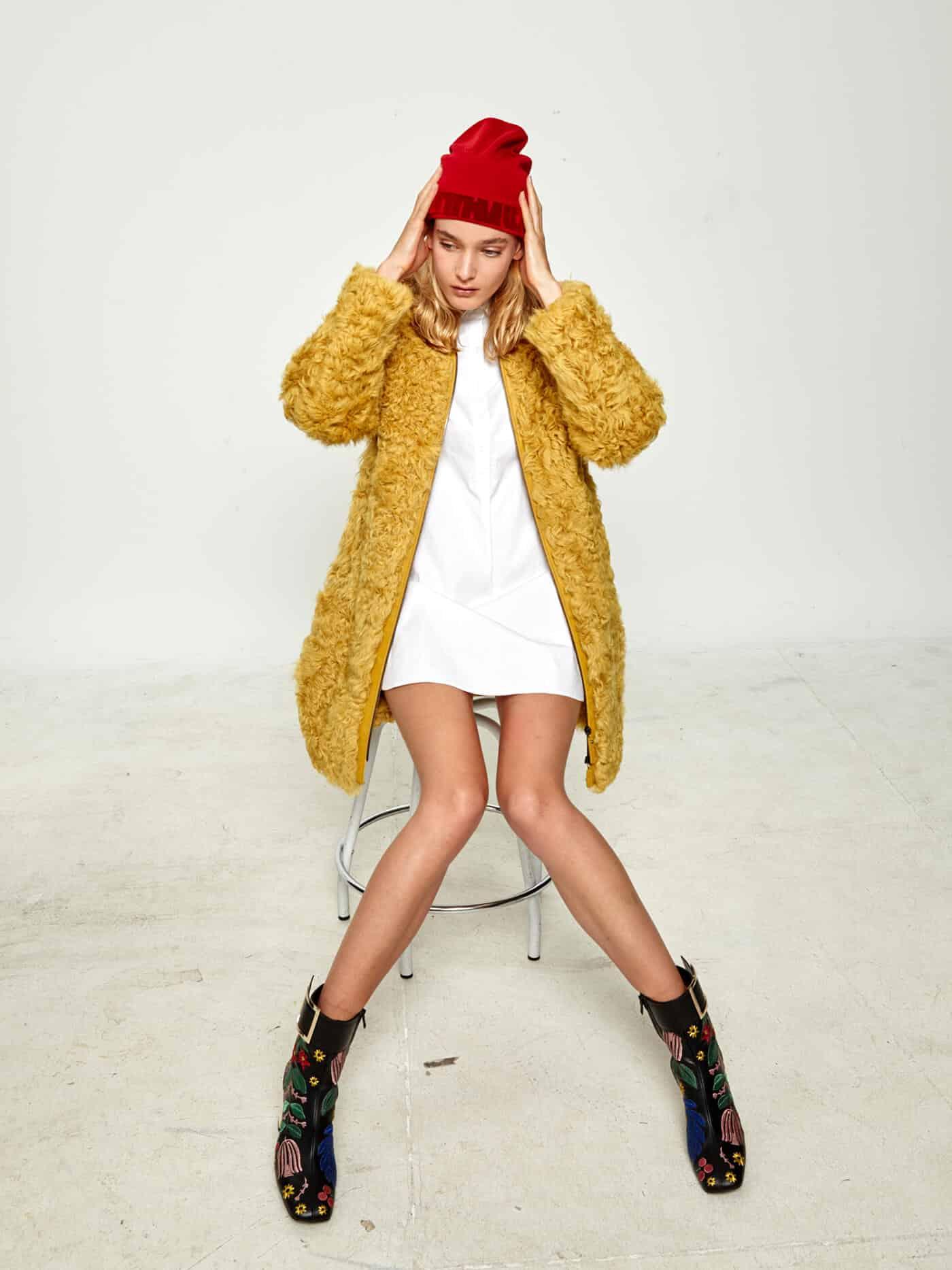 коллекции нестандартной моды 2017, фото 7