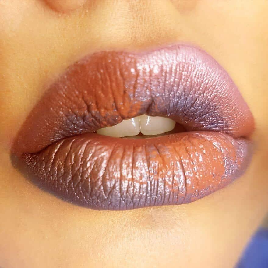 макияж губ - удивительные фотографии 19