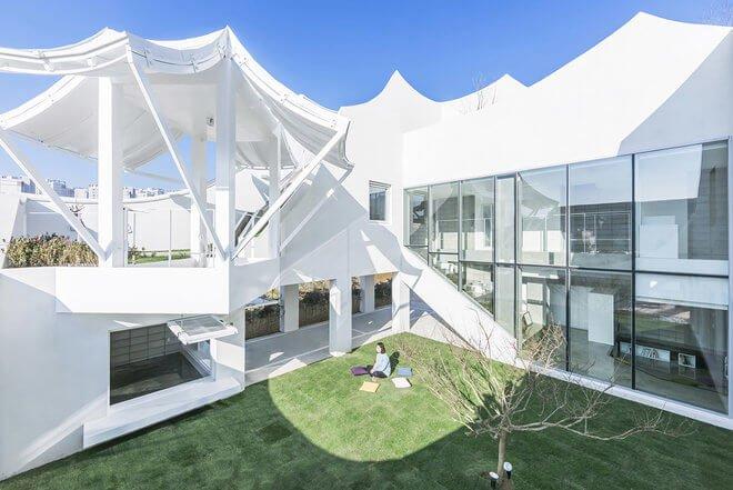 уникальная архитектура современного дома, фото 10