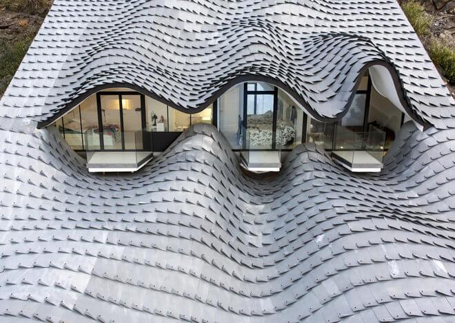 уникальная архитектура современного дома, фото 11