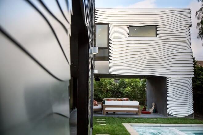 уникальная архитектура современного дома, фото 4