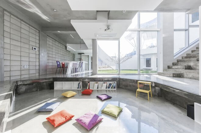 уникальная архитектура современного дома, фото 8