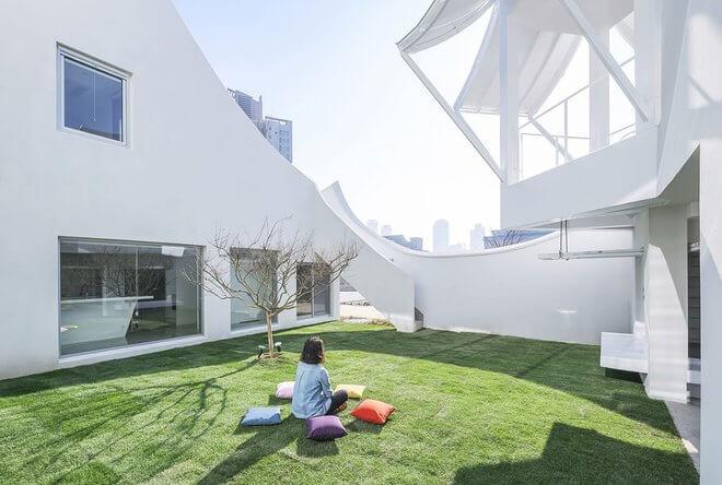 уникальная архитектура современного дома, фото 9