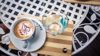 Рисунки на кофе, фото 5