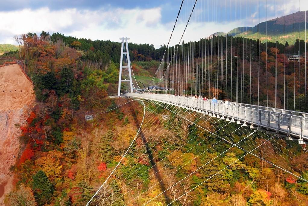 Самые красивые подвесные мосты в мире, фото 1