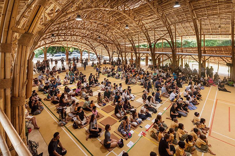 Школа из бамбука, фото 3