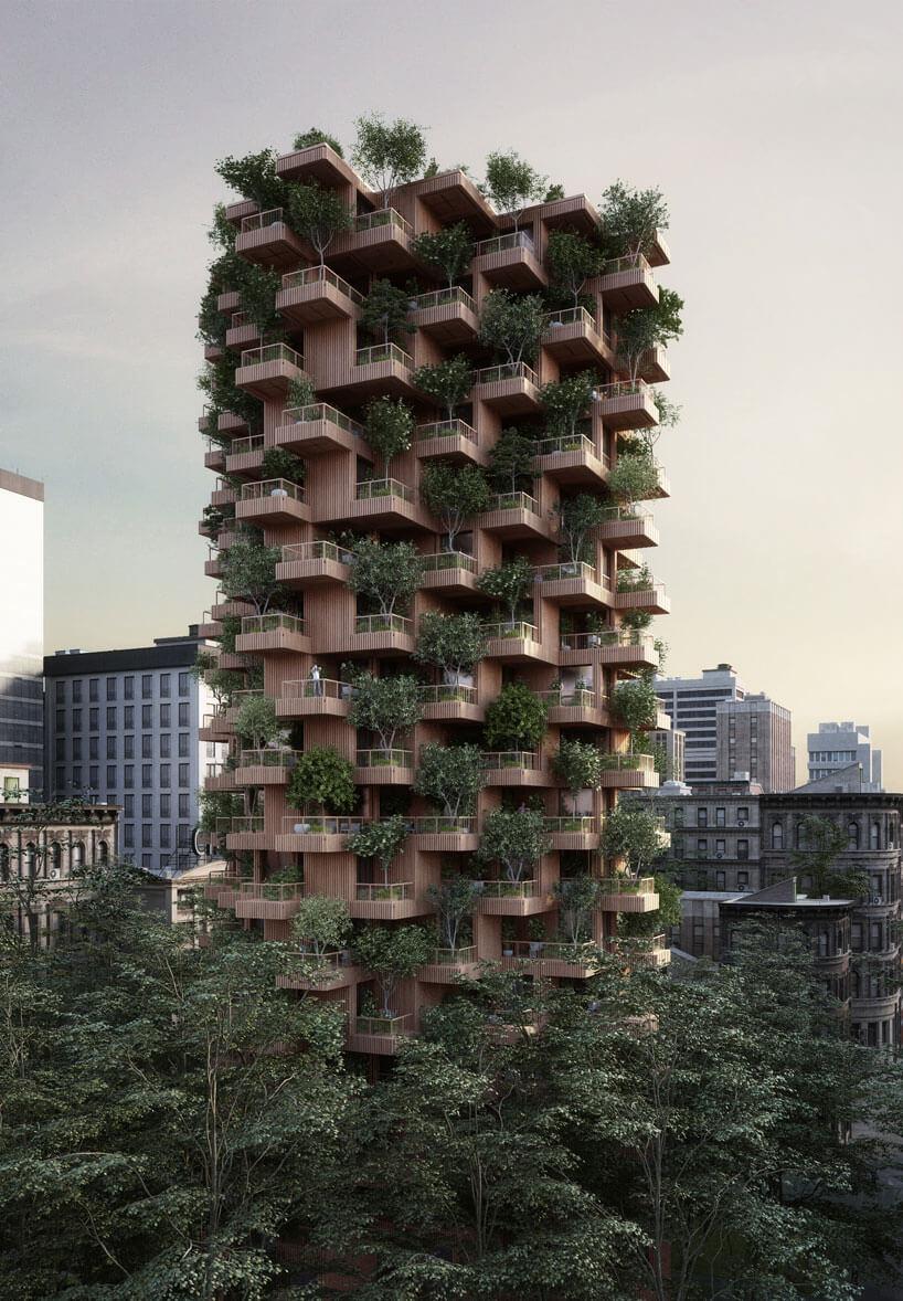 Деревянны небоскреб, фото 1