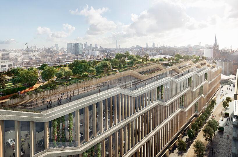 Новая архитектура Лондона, фото 3
