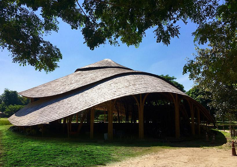 Школа из бамбука, фото 6