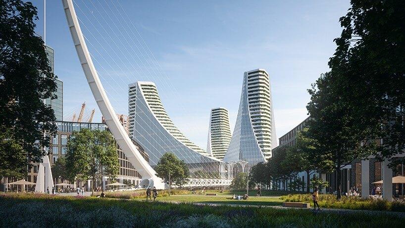 Новая архитектура Лондона, фото 4
