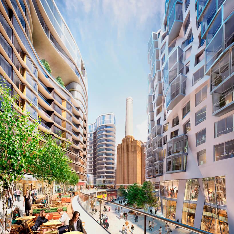 Новая архитектура Лондона, фото 5