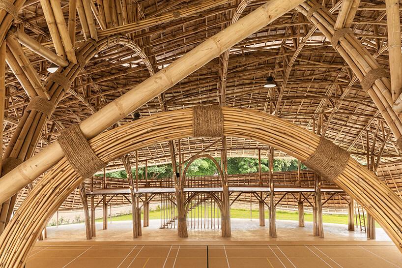Школа из бамбука, фото 8