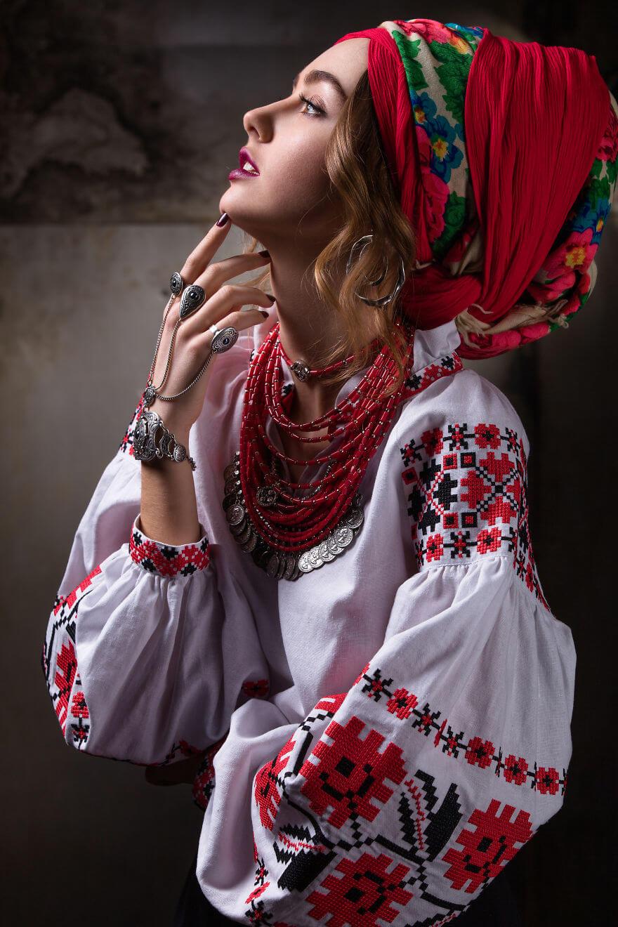 Украинская вышиванка, фото 7