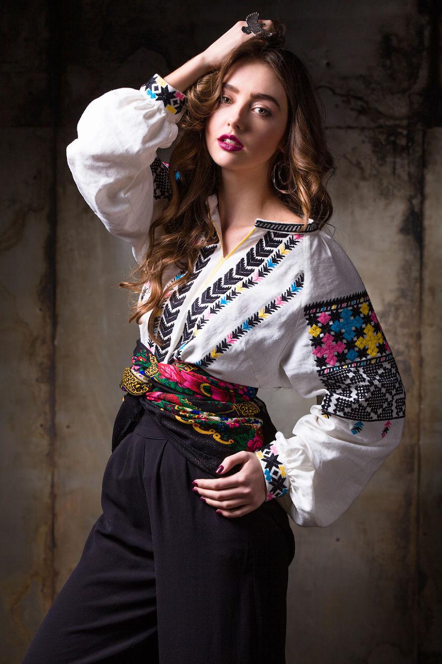 Украинская вышиванка, фото 8