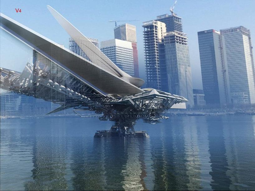 Вращающийся железнодорожный мост, фото 1