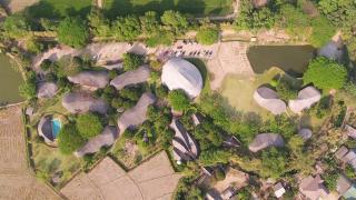 Школа из бамбука, фото 1