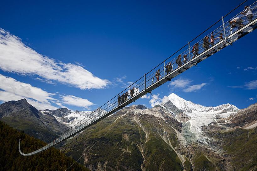 Самые красивые подвесные мосты в мире, фото 4