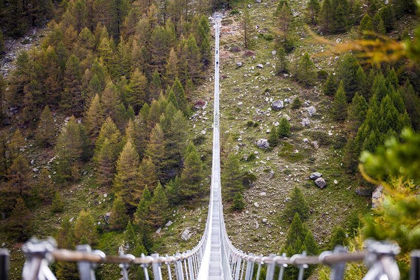 Самые красивые подвесные мосты в мире, фото 5