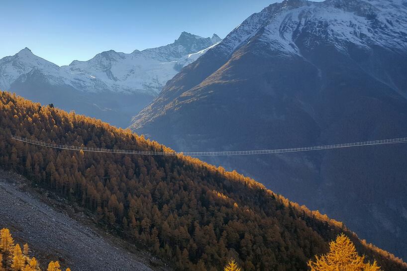 Самые красивые подвесные мосты в мире, фото 2