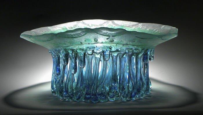 Стеклянные столы-медузы, фото 12