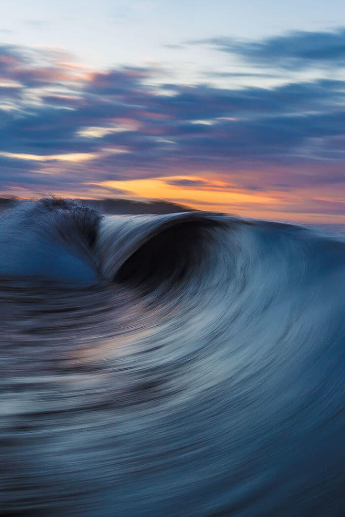 фотографии лазурных морских волн, фото 10