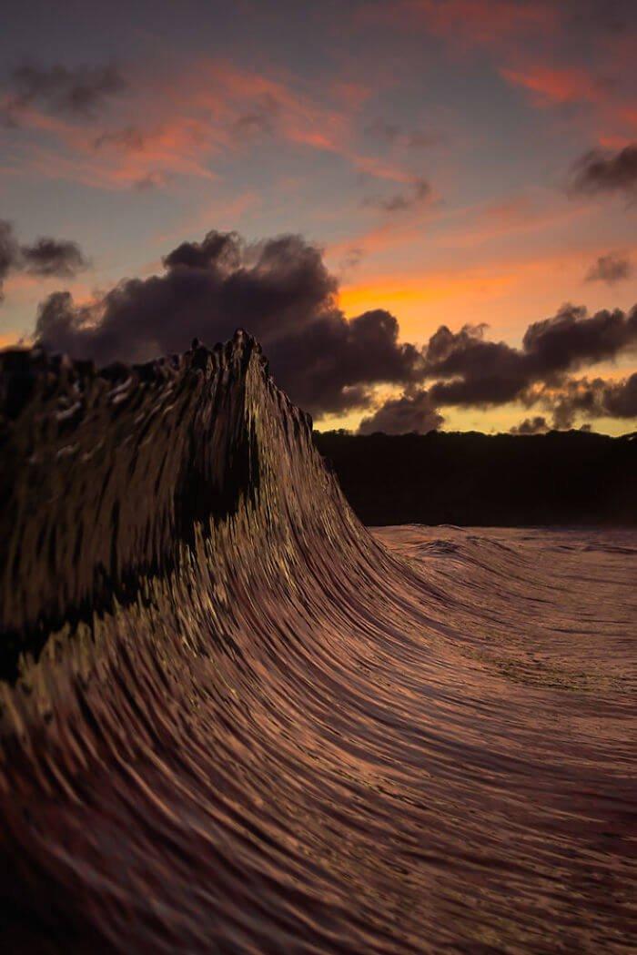 фотографии лазурных морских волн, фото 11