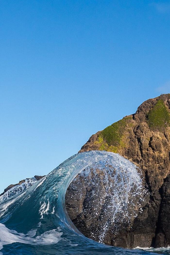 фотографии лазурных морских волн, фото 5