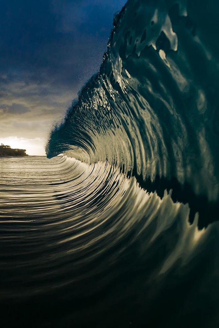 фотографии лазурных морских волн, фото 7