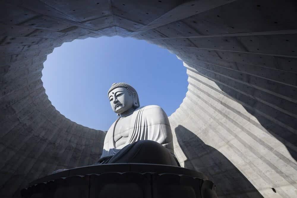 гигантская статуя Будды в Японии, фото 7